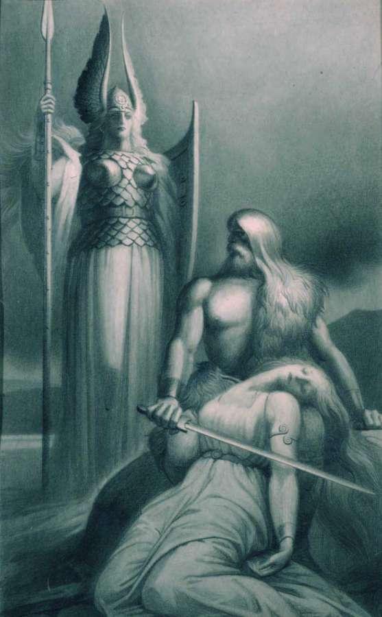 Вестница смерти Валькирия
