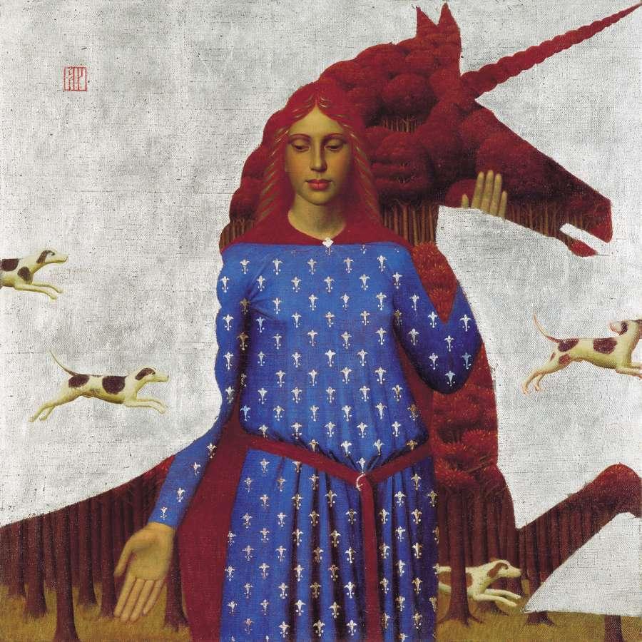 Znalezione obrazy dla zapytania malarstwo rosyjskie galerie