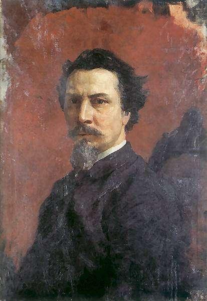 PL_Henryk_Siemiradzki_Autoportret_nieukonczony[1] - Семирадский Генрих Ипполитович