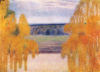 borisov-musatov_autumn_song_1905 - Борисов-Мусатов