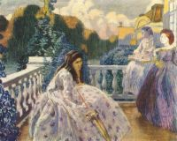 borisov-musatov_on_the_terrace_1903 - Борисов-Мусатов