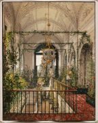 Interiors.of.the.Winter.Palace.The.Small.Winter.Garden.of.Empress.Alexandra.Fyodorovna - Ухтомский