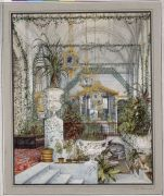 Interiors.of.the.Winter.Palace.The.Winter.Garden.of.Empress.Alexandra.Fyodorovna - Ухтомский